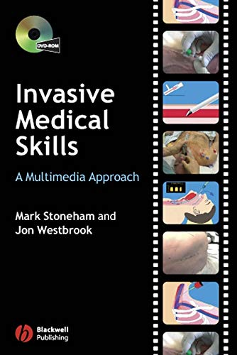 9781405159869: Invasive Medical Skills: A Multimedia Approach