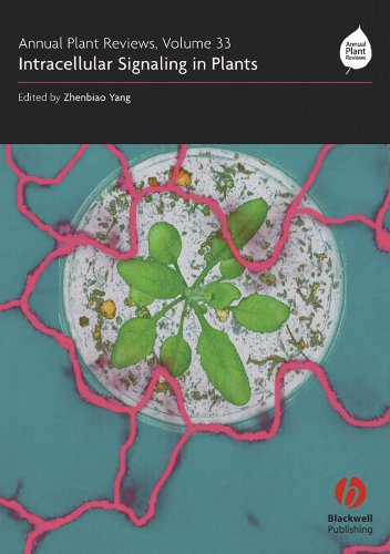 9781405160025: Annual Plant Reviews, Intracellular Signaling in Plants (Volume 33)