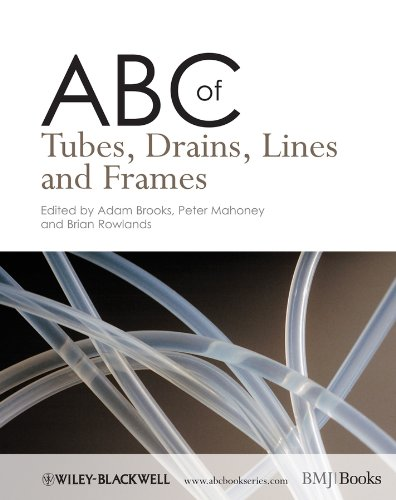 9781405160148: ABC of Tubes, Drains, Lines and Frames