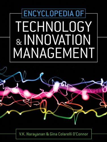 9781405160490: Encyclopedia of Technology and Innovation Management