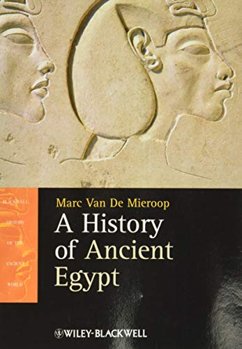9781405160711: A History of Ancient Egypt