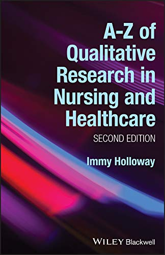 9781405161213: A-Z of Qualitative Research in Healthcare