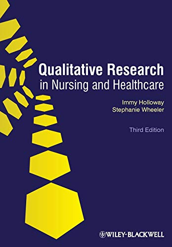 9781405161220: Qualitative Research in Nursing and Healthcare