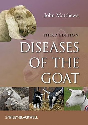 9781405161367: Diseases of the Goat