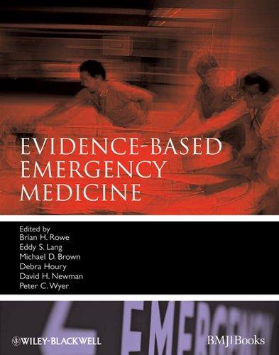 9781405161435: Evidence-Based Emergency Medicine