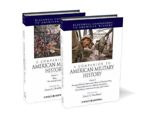 9781405161497: A Companion to American Military History, 2 Volume Set
