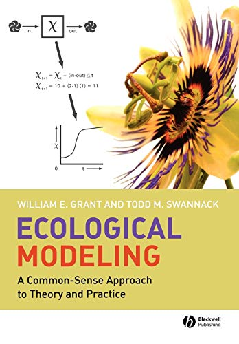 9781405161688: Ecological Modeling: A Common-Sense Approach to Theory and Practice