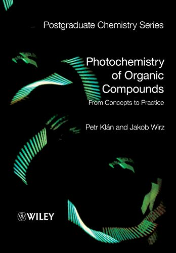 Photochemistry of Organic Compounds: Petr Klán, Jakob
