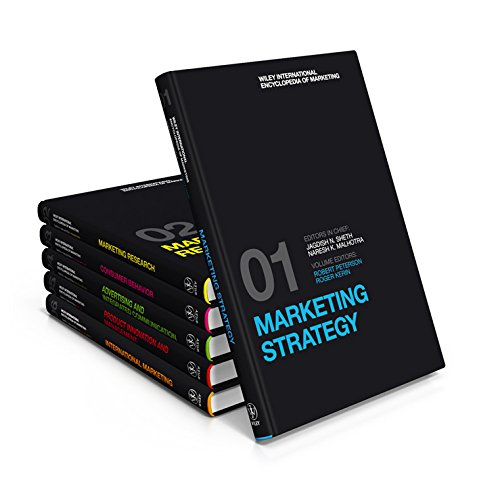 9781405161787: Wiley International Encyclopedia of Marketing, 6 Volume Set