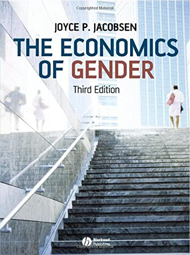 9781405161824: The Economics of Gender