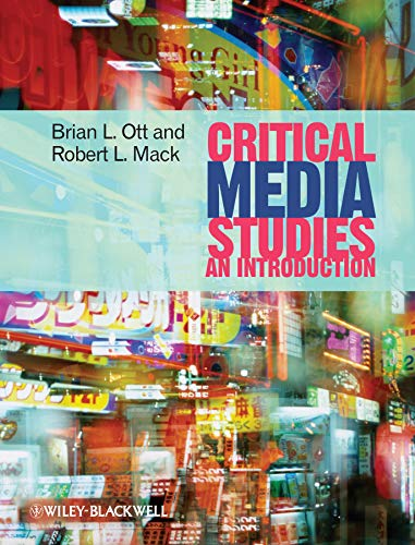 9781405161855: Critical Media Studies: An Introduction