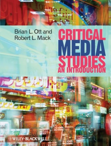 9781405161862: Critical Media Studies: An Introduction