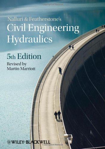 9781405161954: Civil Engineering Hydraulics