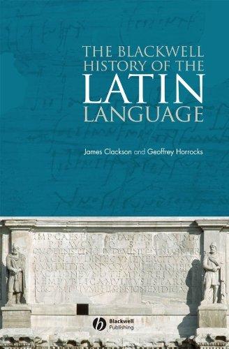 9781405162098: The Blackwell History of the Latin Language