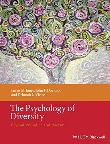 9781405162142: The Psychology of Diversity: Beyond Prejudice and Racism