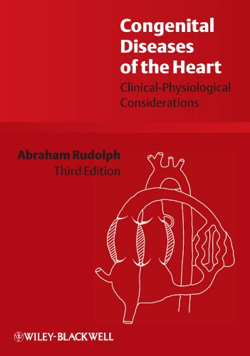9781405162456: Congenital Diseases of the Heart: Clinical-Physiological Considerations