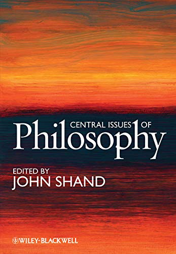 9781405162708: Central Issues of Philosophy