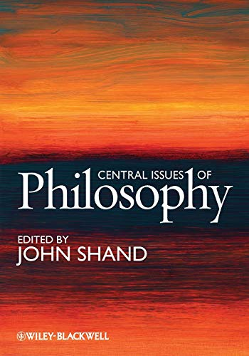 9781405162715: Central Issues of Philosophy