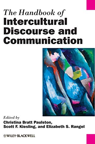 9781405162722: The Handbook of Intercultural Discourse and Communication