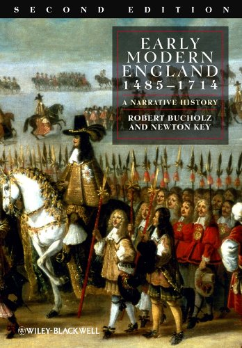 9781405162753: Early Modern England 1485-1714: A Narrative History