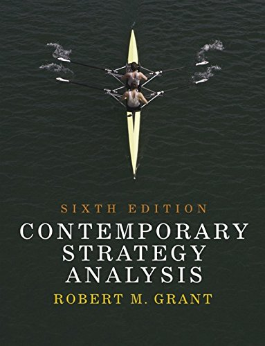 9781405163095: Contemporary Strategy Analysis