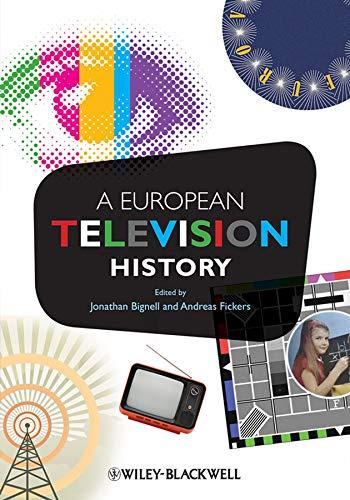 9781405163392: A European Television History