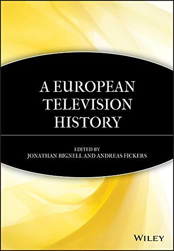 9781405163408: A European Television History