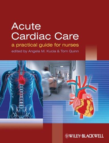 9781405163613: Acute Cardiac Care: A Practical Guide for Nurses