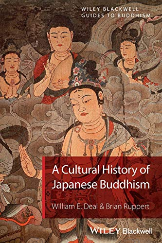9781405167017: A Cultural History of Japanese Buddhism