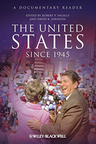 9781405167147: The United States Since 1945: A Documentary Reader