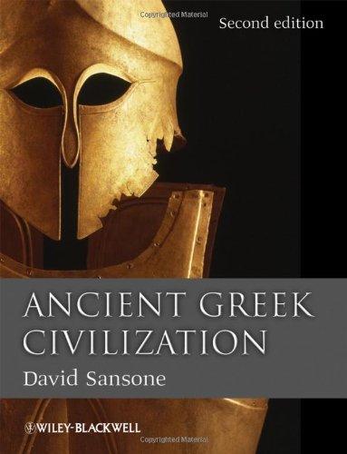 9781405167321: Ancient Greek Civilization