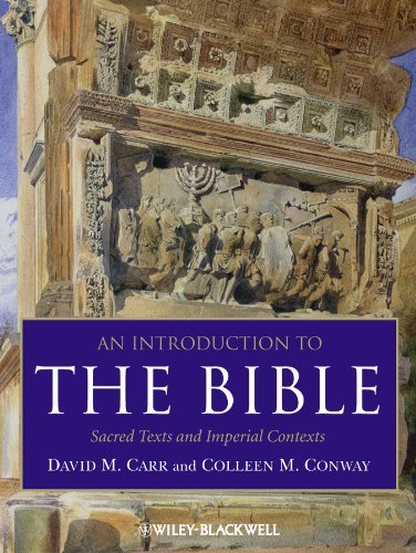 9781405167383: An Introduction to the Bible: Sacred Texts and Imperial Contexts