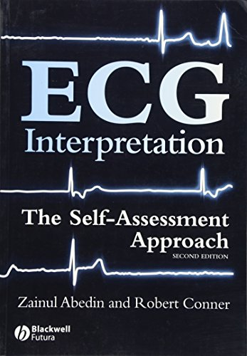 9781405167499: ECG Interpretation: The Self-Assessment Approach