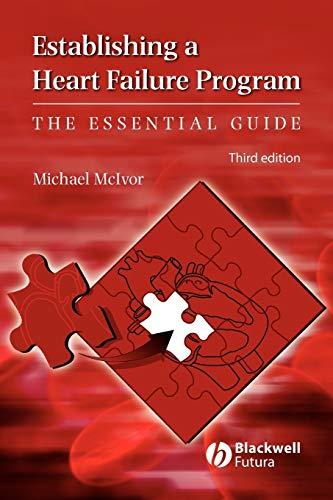 9781405167505: Establishing a Heart Failure Program: The Essential Guide