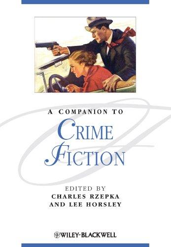 9781405167659: A Companion to Crime Fiction