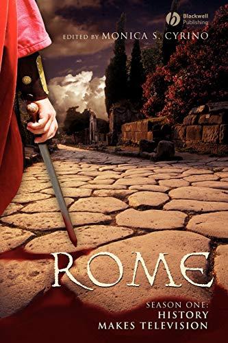 9781405167758: Rome, Season One: History Makes Television