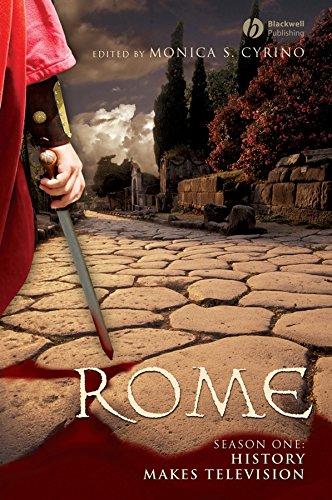 9781405167765: Rome, Season One: History Makes Television