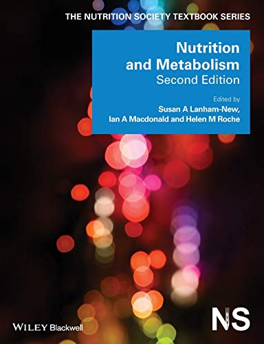 9781405168083: Nutrition and Metabolism (The Nutrition Society Textbook)