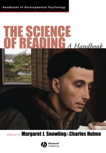 9781405168113: The Science of Reading: A Handbook