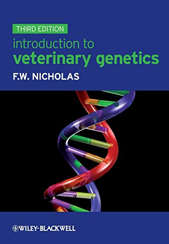 9781405168328: Introduction to Veterinary Genetics