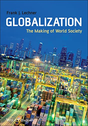 9781405169059: Globalization: The Making of World Society