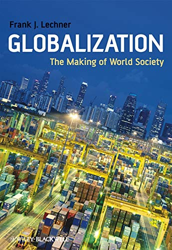 9781405169066: Globalization: The Making of World Society