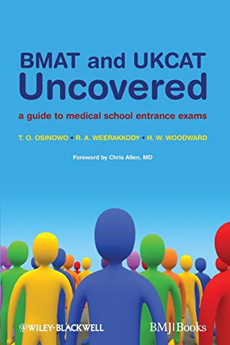 9781405169189: BMAT and UKCAT Uncovered: A Guide to Medical School Entrance Exams