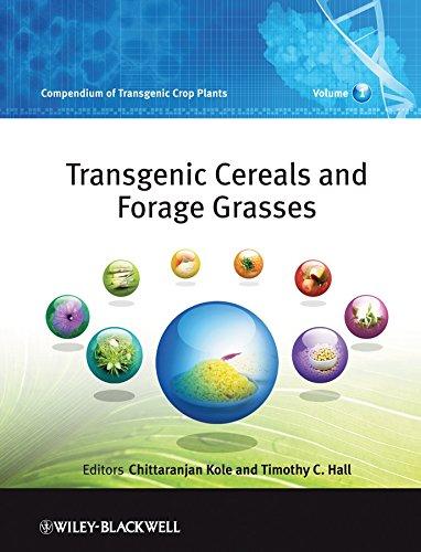 Compendium of Transgenic Crop Plants: Chittaranjan Kole, Timothy