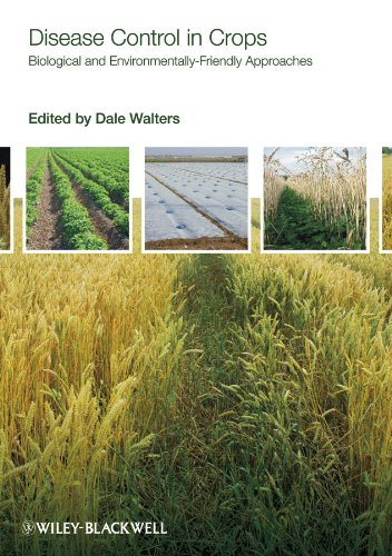 9781405169479: Disease Control in Crops: Biological and Environmentally-Friendly Approaches