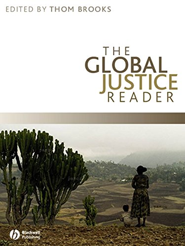 9781405169653: The Global Justice Reader