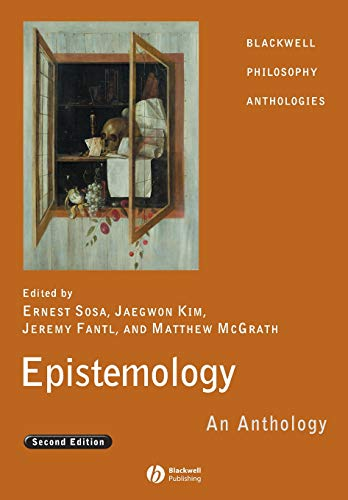 9781405169660: Epistemology: An Anthology