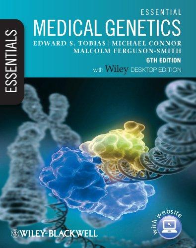Essential Medical Genetics Format: Paperback: Ed Tobias; Michael