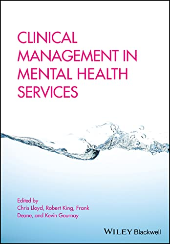 9781405169776: Clinical Management in Mental Health Services