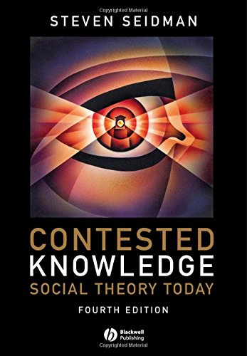 9781405170017: Contested Knowledge: Social Theory Today